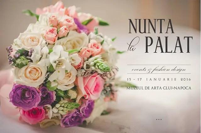 nunta la palat cluj 2016
