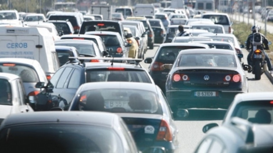 Bucureştiul se află pe locul 5 în topul mondial al celor mai mari blocaje rutiere urbane