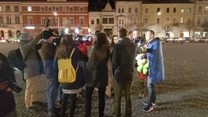 protest la Cluj-Napoca