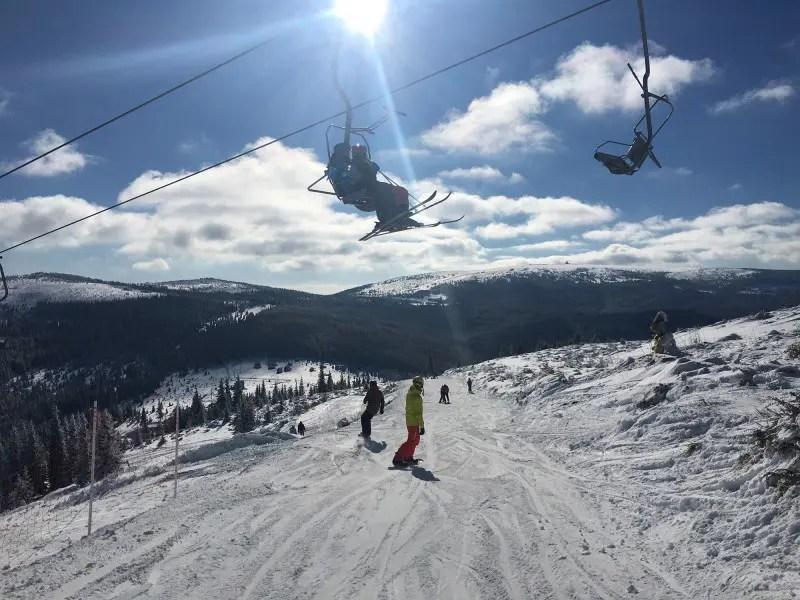 Programul pârtiilor de schi din judeţul Cluj