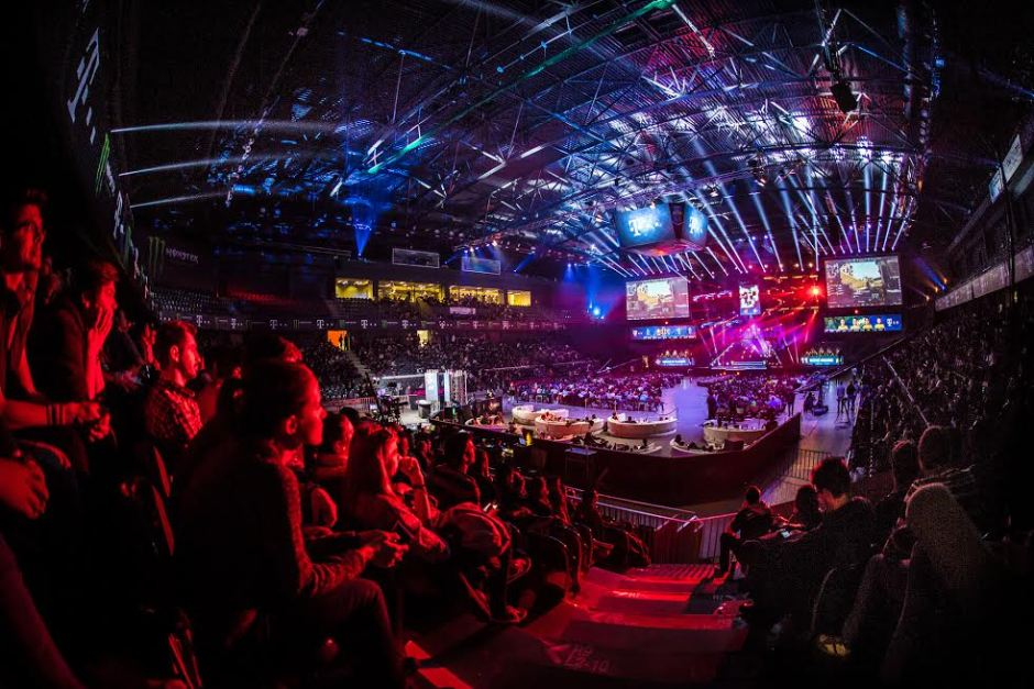 DreamHack Bucharest 2016