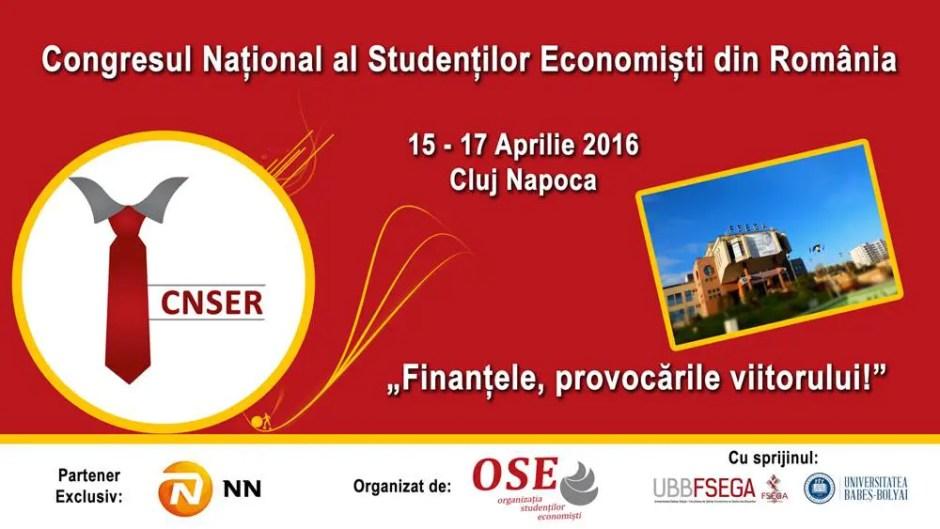 Congresul Național al Studenților Economiști din România CNSER