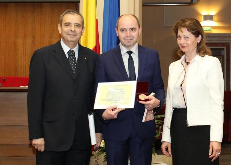 Ioan Bolovan premiat