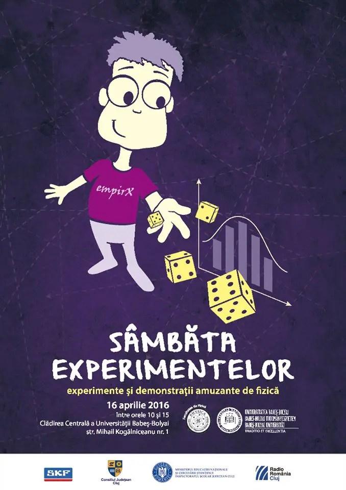Sâmbăta experimentelor
