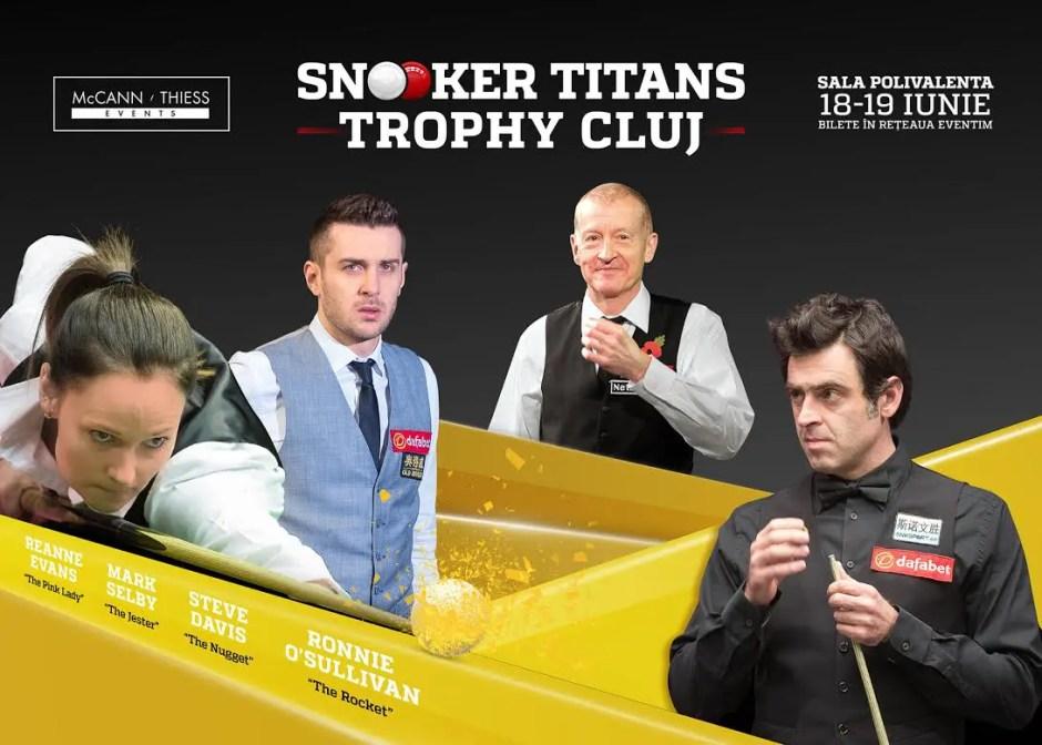 Snooker Titans Trophy