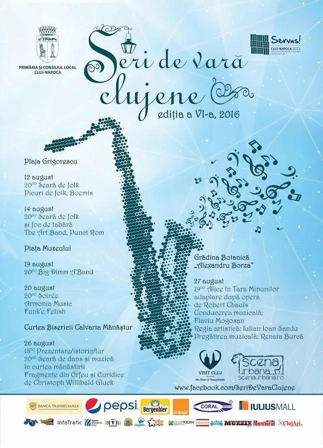 Seri de Vară Clujene