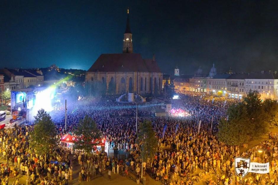 Încep Zilele Culturale Maghiare din Cluj | Programul complet