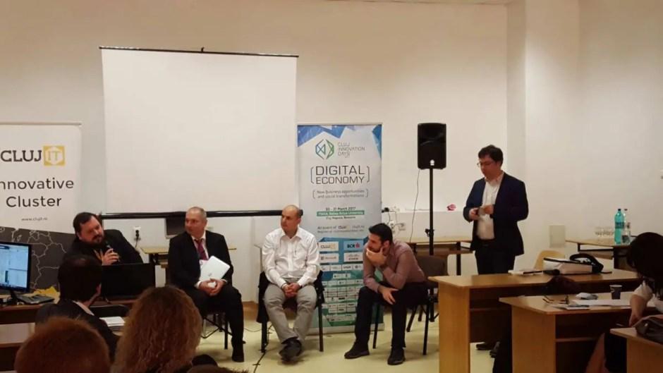 "Fenomenul ""Fake News"" - dezbătut la Cluj Innovation Days"