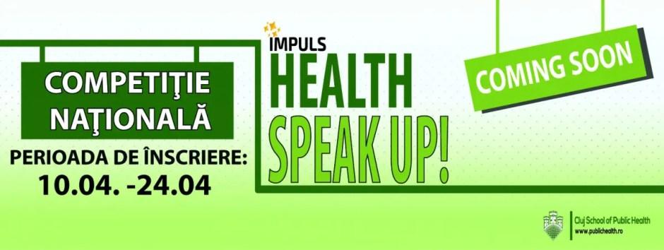 Health Speak Up