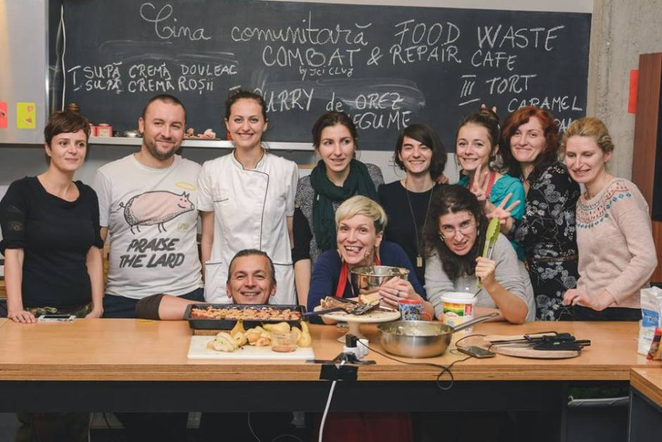 food waste combat cluj