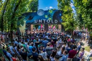 Mai sunt doar două zile până începe festivalul UNTOLD! Peste 7000 de oameni lucrează în producția efectivă a festivalului