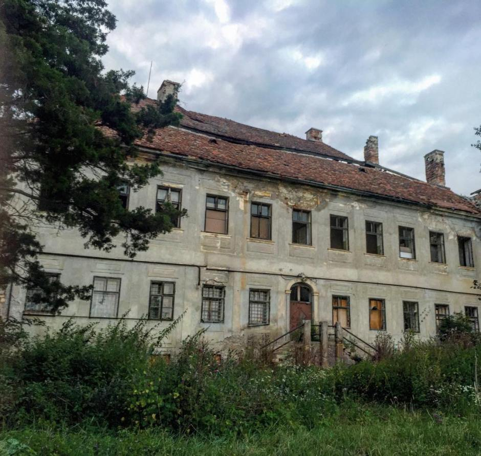 castelul Kemeny-Bánffy