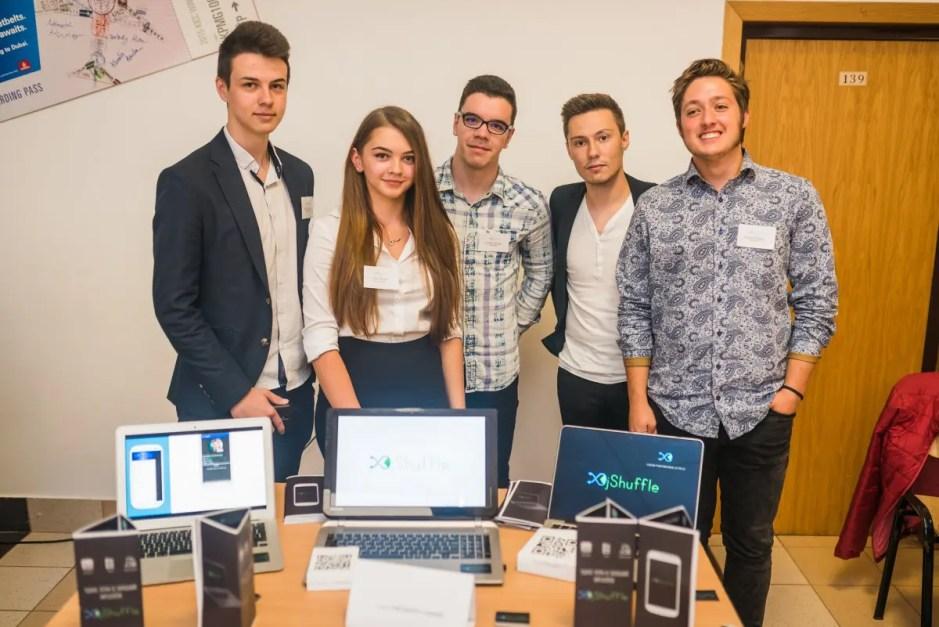 Elevii de liceu din Cluj-Napoca dezvoltă aplicaţiile viitorului