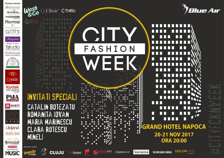 City Fashion Week Cluj