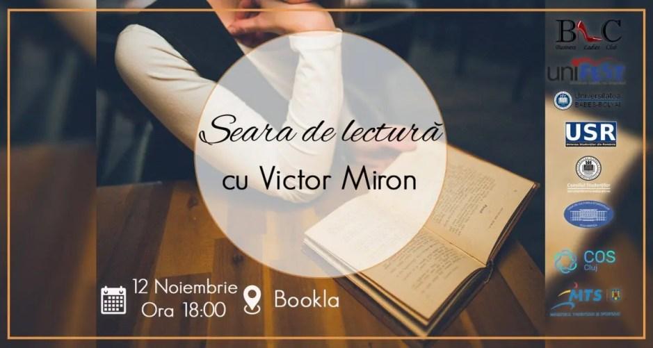 victor miron