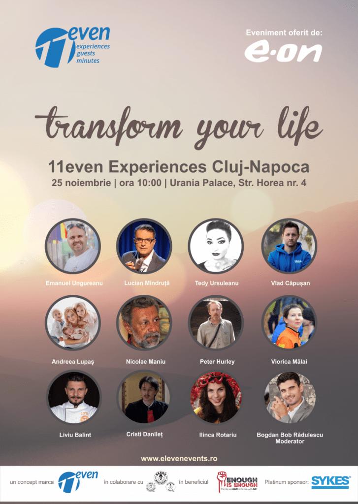 11even Experiences Cluj-Napoca