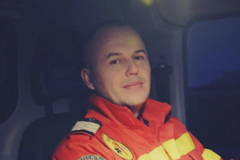 erou pompier cluj
