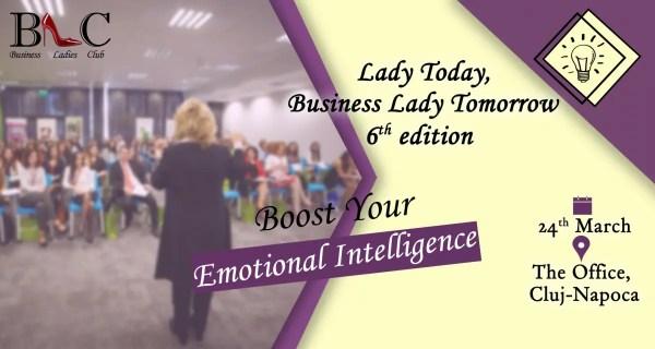 conferinta Lady Today, Business Lady Tomorrow
