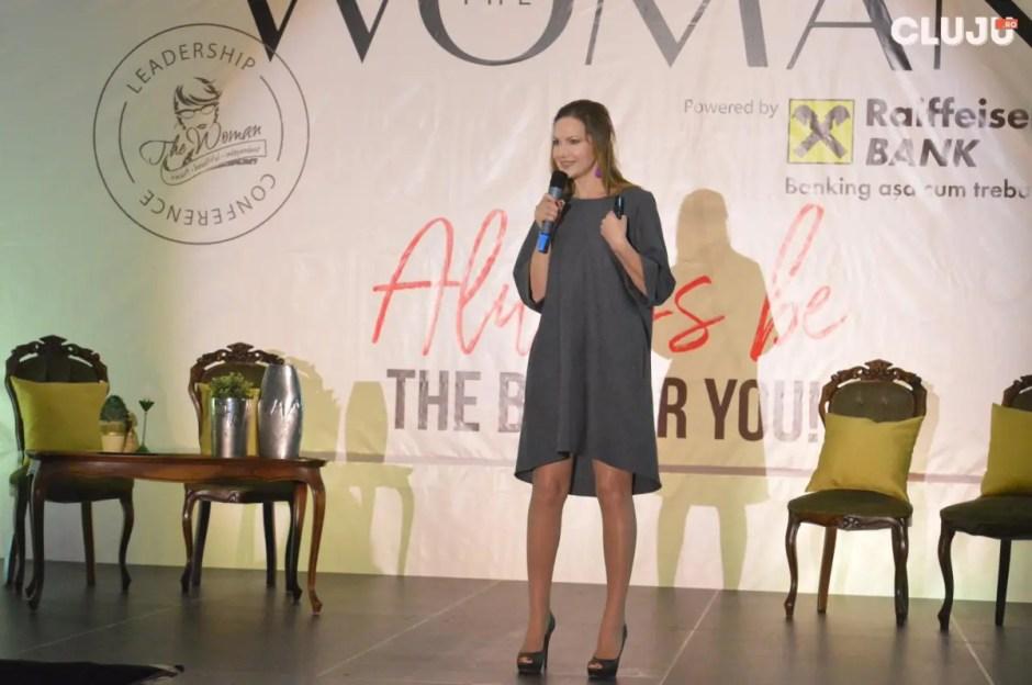 Cum a fost la conferinţa The Woman şi cu ce sfaturi am plecat acasă
