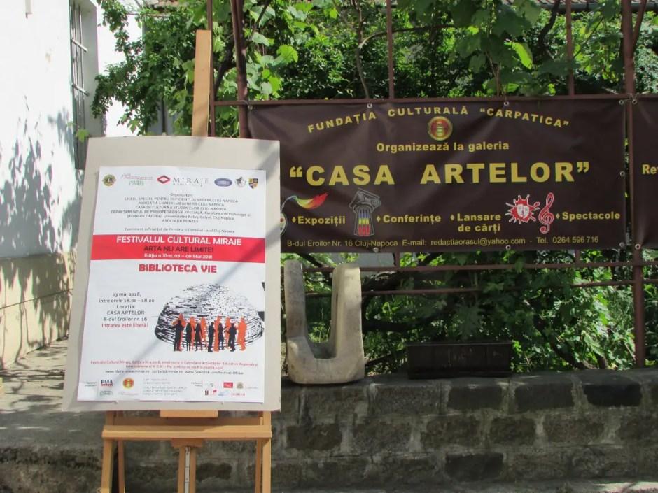 festivalul cultural miraje