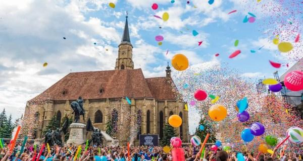 Ce poţi să faci astăzi (sâmbătă) la Zilele Clujului   Program complet