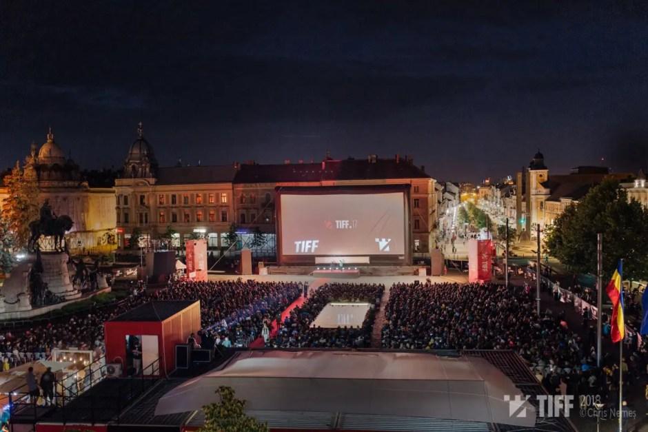 3000 de spectatori la deschiderea TIFF | Urmează un weekend plin de proiecţii şi evenimente speciale