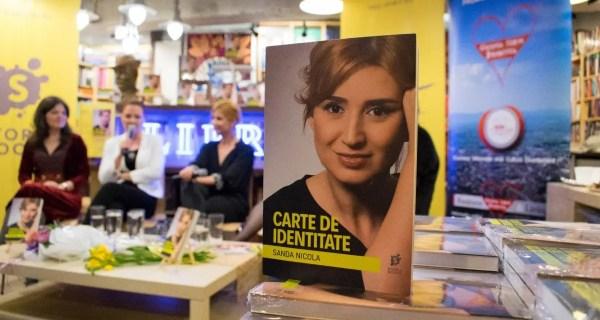 """Jurnalista Sanda Nicola își lansează la Cluj volumul """"Carte de identitate"""""""