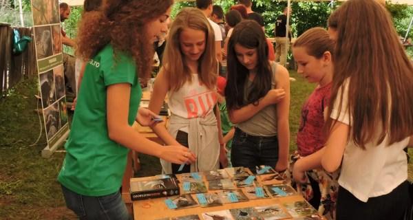Păsările orașului întâlnesc copiii la Muzeul Satului din Cluj-Napoca
