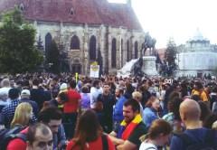 protest cluj 21 iunie