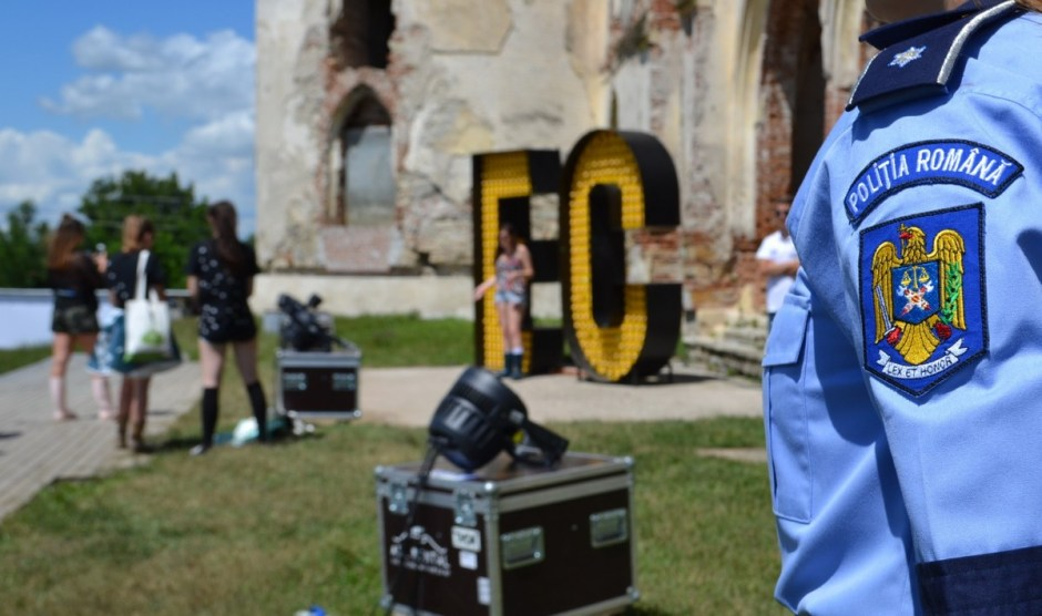 Electric Castle   Peste 1000 de jandarmi, poliţişti, pompieri din Cluj-Napoca vor acţiona în cadrul festivalului
