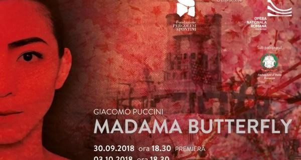 """Premiera """"Madama Butterfly""""   Primul zbor liric al stagiunii la Opera Națională Română din Cluj-Napoca"""