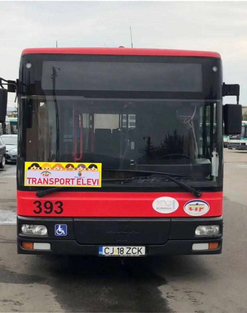 autobuze scolare cluj-napoca 2018