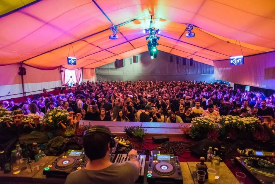 Patru nopţi de petrecere la festivalul Mioritmic de la Cluj