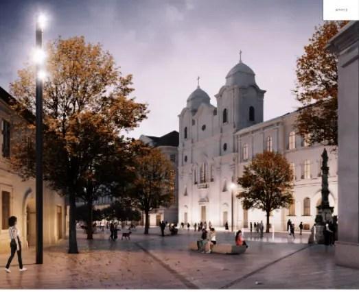 Strada Mihail Kogălniceanu din Cluj va fi reamenajată complet şi va fi transformată în pietonală (FOTO)