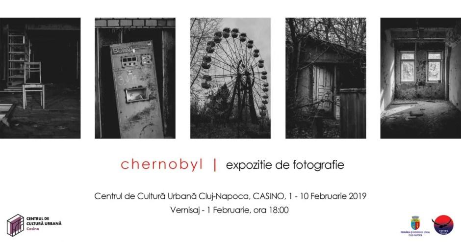 """Expoziția de fotografie """"Cernobyl"""" la Cluj"""