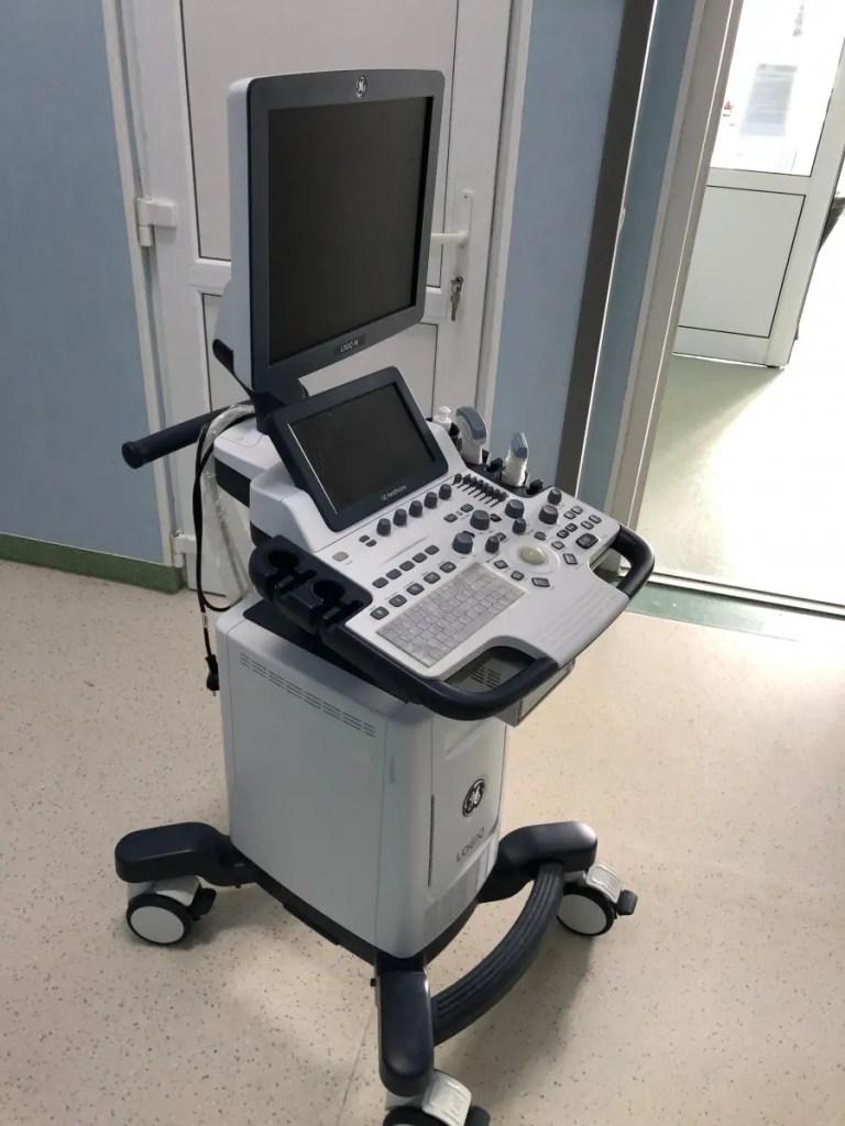 Noi echipamente ultraperformante destinate investigării afecțiunilor cardiace și pulmonare la un spital din Cluj