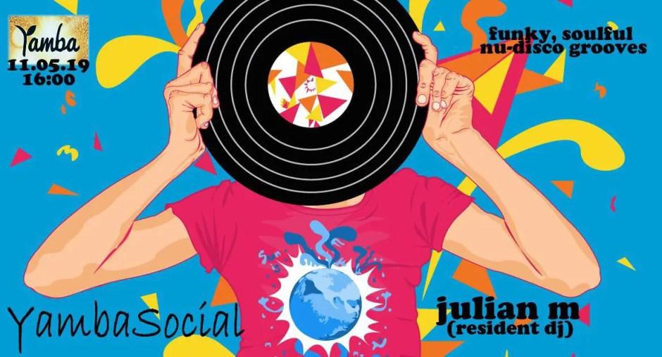 YambaGarden revine cu un nou concept de evenimente: YambaSocial