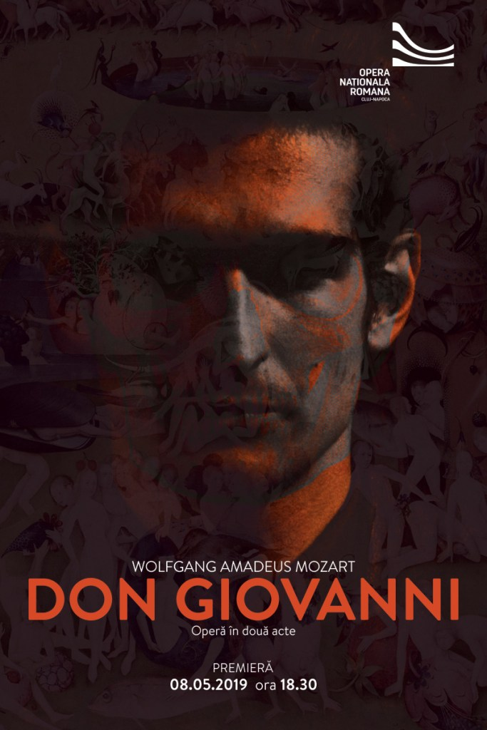"""Premiera spectacolului de operă """"Don Giovanni"""" de W. A. Mozart la Opera Naţională din Cluj - Napoca"""