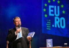 Președintele Klaus Iohannis vine la Cluj unde îşi va lansa noua carte