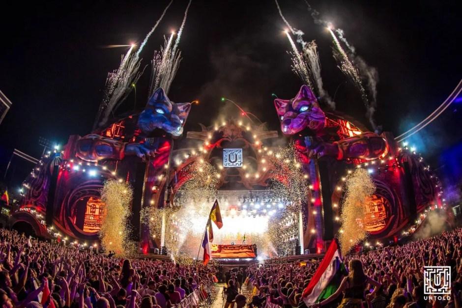 Festivalul UNTOLD s-a clasat pe locul 8 în topul celor mai tari festivaluri din lume