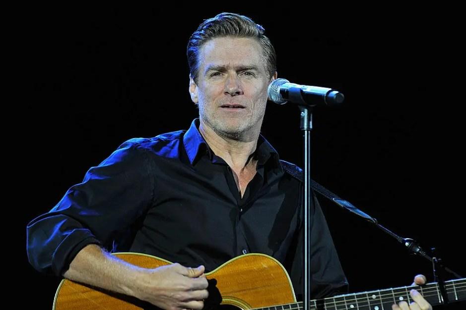 Bryan Adams va concerta la Cluj pe 11 noiembrie
