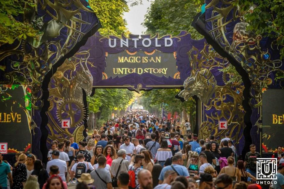 453 de persoane au avut nevoie de îngrijiri medicale în cea de-a doua zi a festivalului UNTOLD
