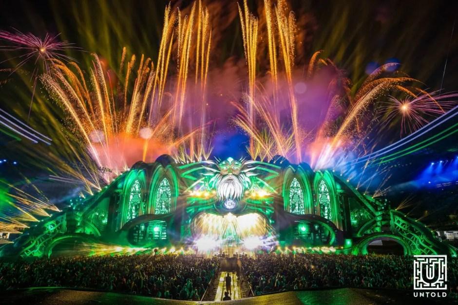 Peste 95.000 de oameni prezenţi în cea de-a doua zi a festivalului UNTOLD