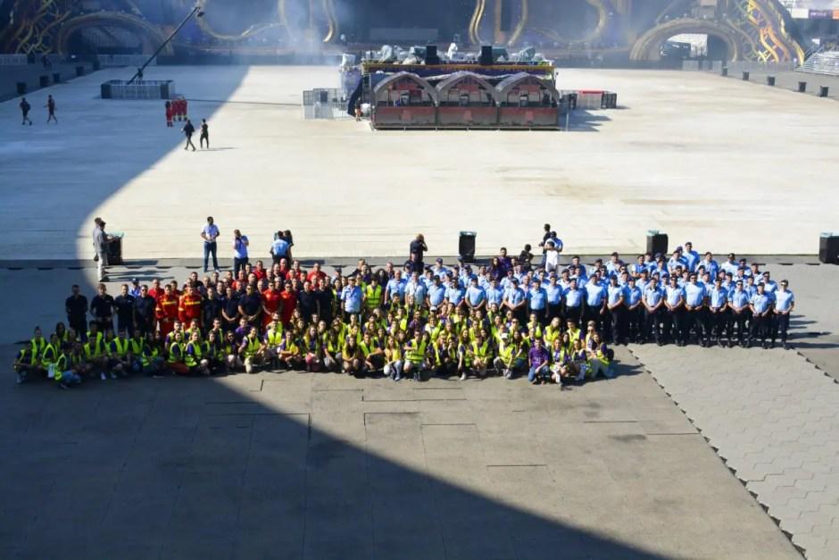 Festivalul UNTOLD s-a încheiat fără incidente majore | Raportul autorităţilor