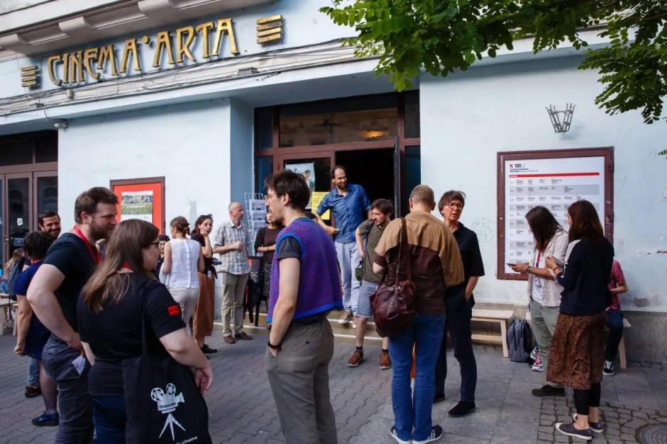 Se împlinesc 106 ani de la inaugurarea Cinema ARTA