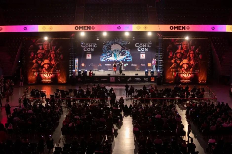 Peste 20.000 de oameni prezenţi Transylvania Comic Con