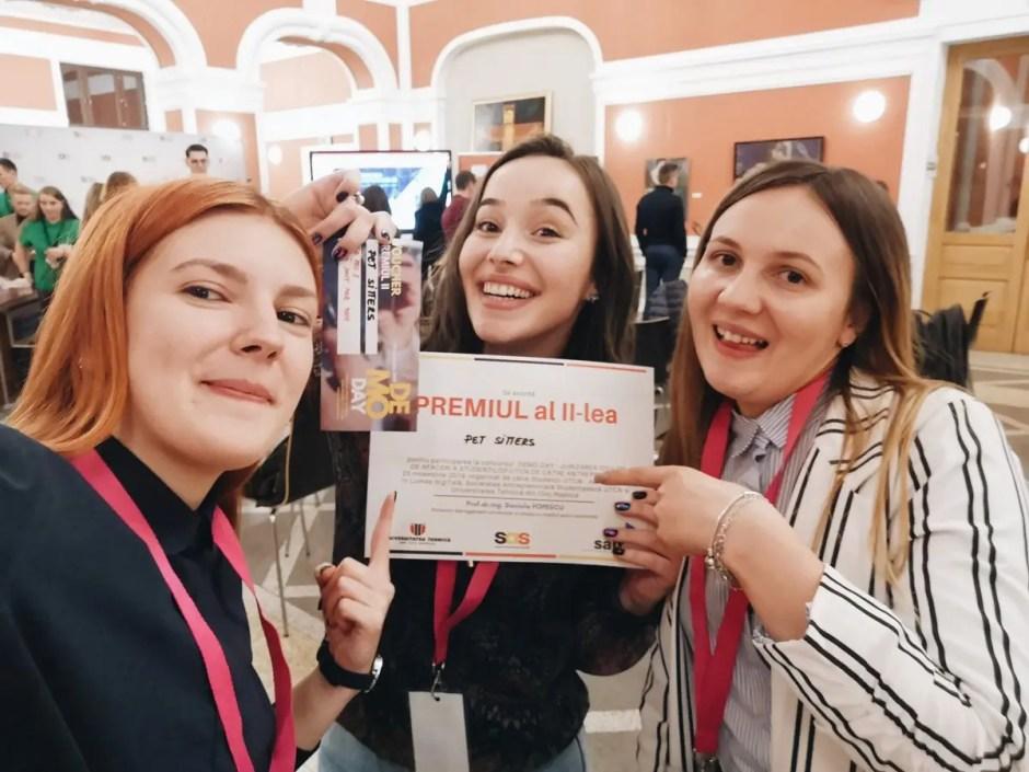 Aplicaţie pentru iubitorii de animale lansată de trei studente de la Cluj