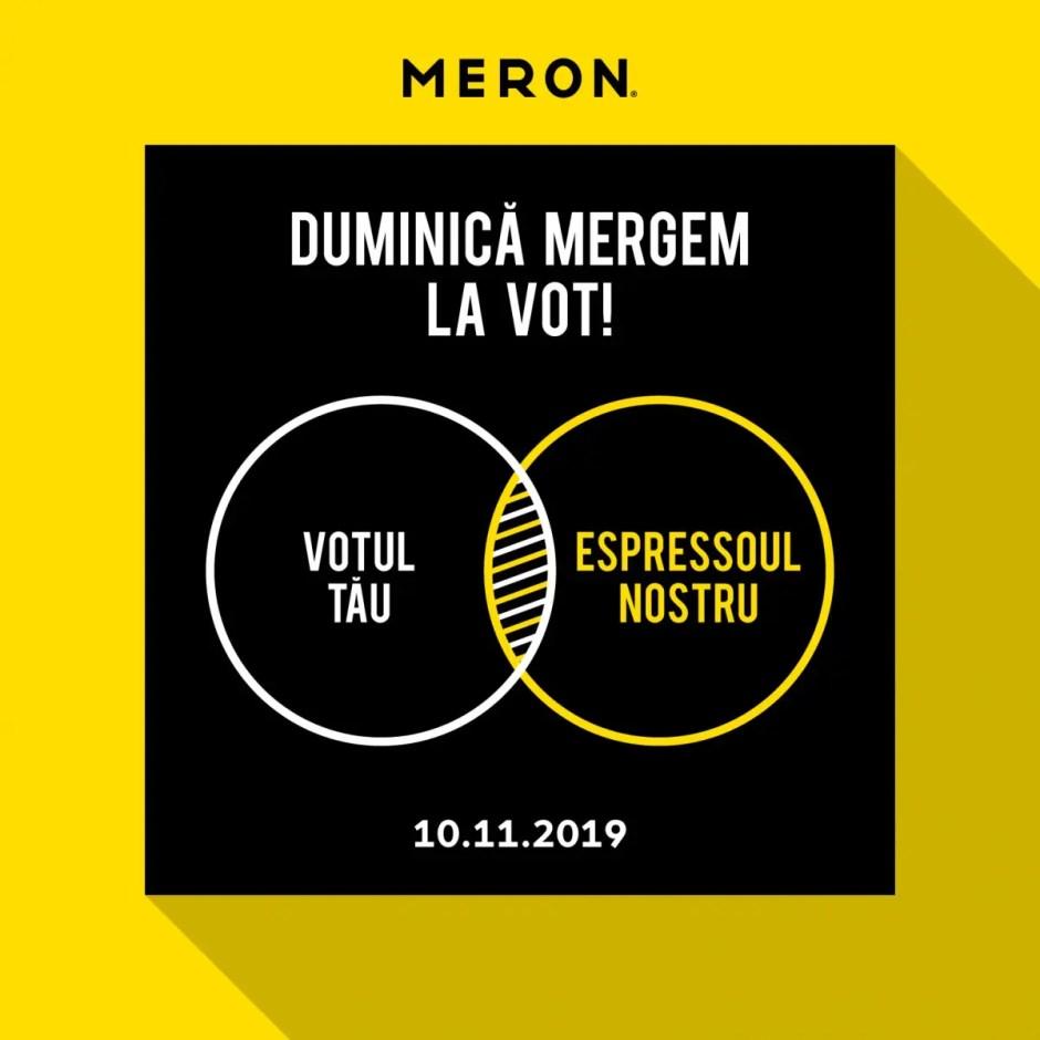Mergi la vot? Un local din Cluj-Napoca te va răsplăti cu o cafea