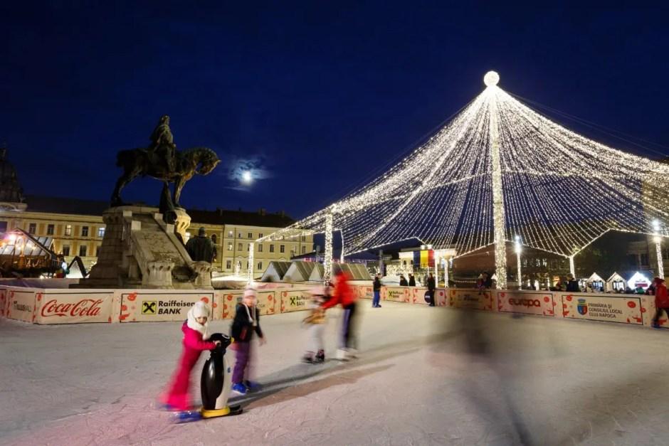 Program: ultimele două săptămâni la Târgul de Crăciun din Cluj-Napoca