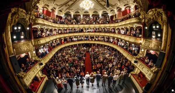 100 de ani de teatru în limba română pe scena Teatrului Național din Cluj-Napoca